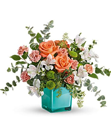 Sunset Splash Bouquet by House of Flowers Bouquet