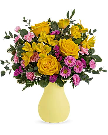 Teleflora's Happy As Can Be Bouquet Bouquet