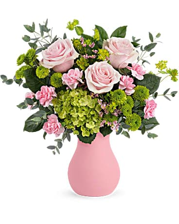 Breezy Pink Bouquet Bouquet