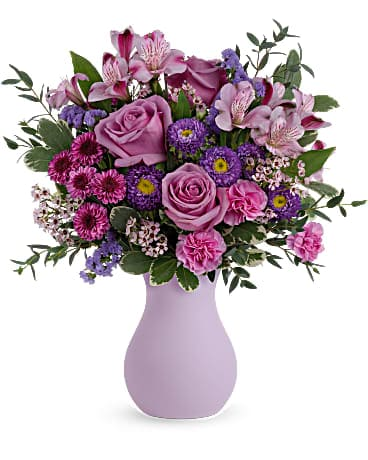 Teleflora's Prettiest Purple Bouquet Bouquet