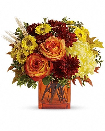 Teleflora's Autumn Expression (TFL02-1A) Bouquet