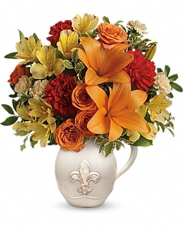 Teleflora's Summer Cottage Flower Arrangement
