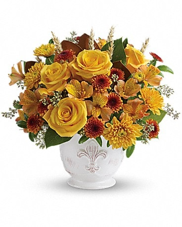 Teleflora's Country Splendor Bouquet(TFL06-1A) Flower Arrangement