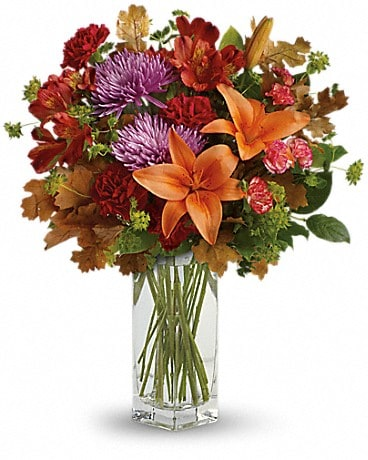 Fall Brights Bouquet Bouquet