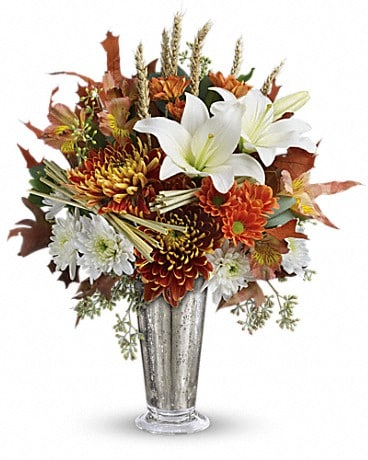 Flowers & More Harvest Splendor Bouquet Bouquet