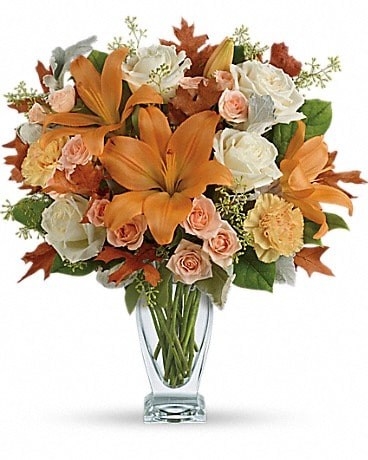 Teleflora's Seasonal Sophistication Bouquet Bouquet