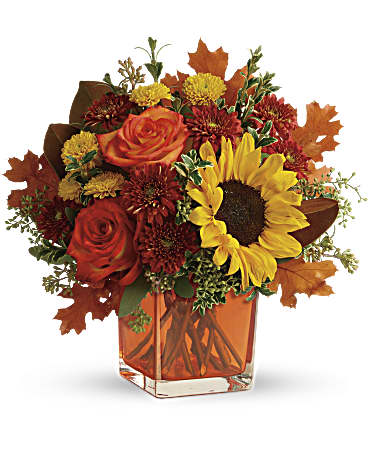 Compton's Hello Autumn Bouquet Bouquet