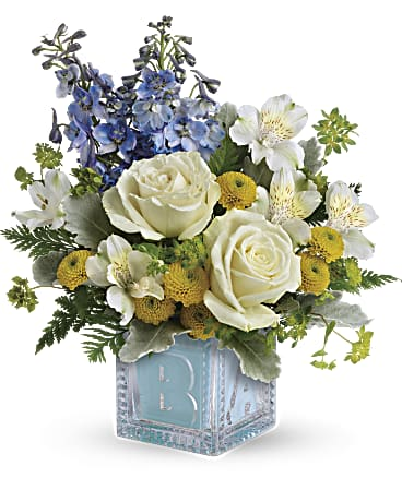 Teleflora's Welcome Little One Bouquet Bouquet