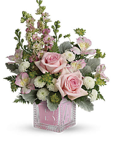 Teleflora's Bundle Of Joy Bouquet Bouquet