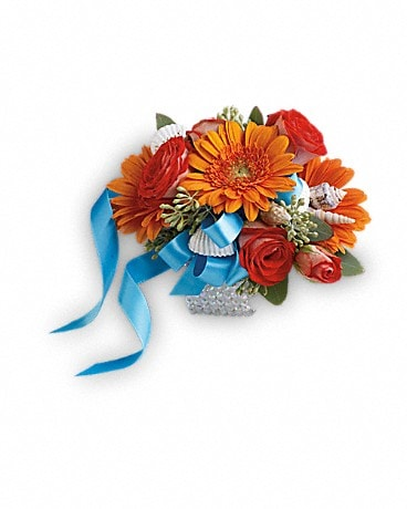 Sunset Magic Corsage Corsage
