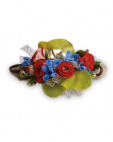 Barefoot Blooms Corsage Corsage