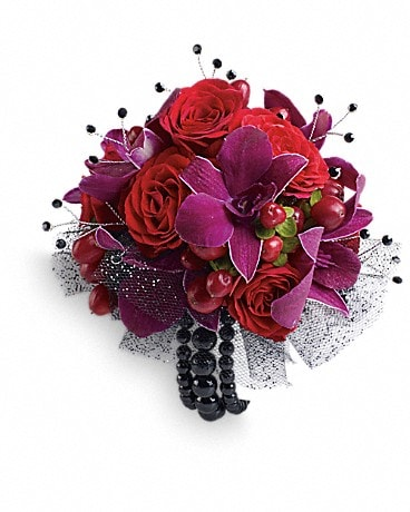 Celebrity Style Corsage Corsage
