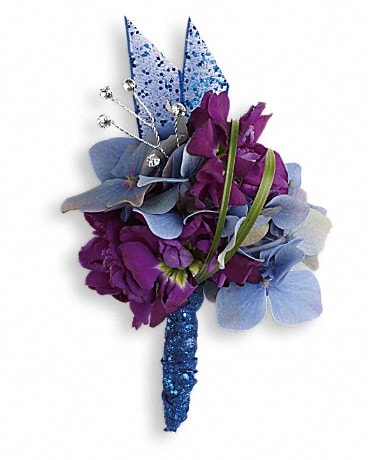 Feel The Beat Boutonniere Boutonniere