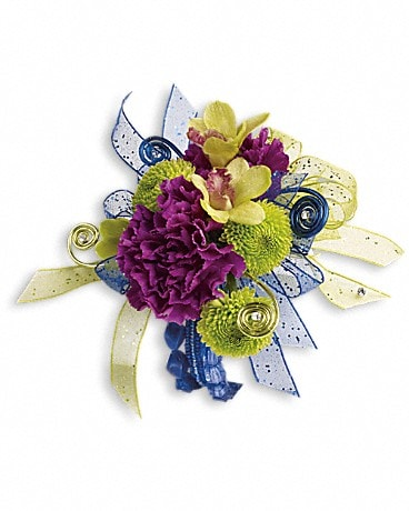 Evening Electric Corsage Corsage