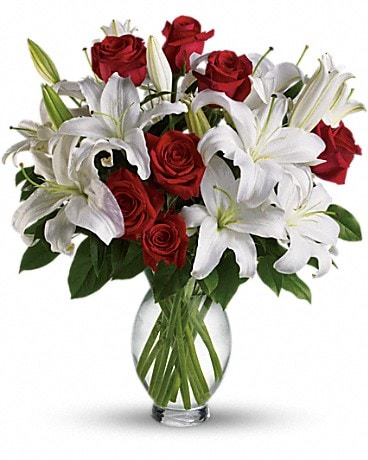 Timeless Romance - Long Stemmed Roses Bouquet