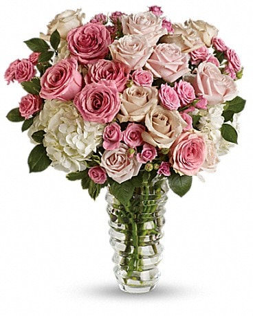 Luxe be a Lady by Teleflora Bouquet