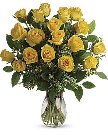 Say Yellow Bouquet Bouquet