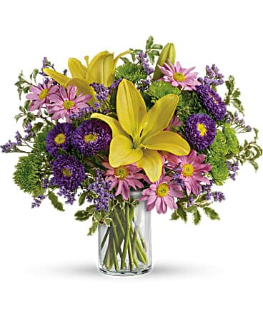 Flowers & More Fresh And Fabulous Bouquet