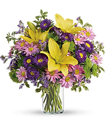 Teleflora's Fresh And Fabulous Bouquet Bouquet