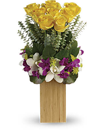 Teleflora's Burst Of Sunshine Bouquet Bouquet