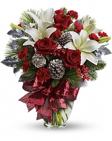 Holiday Enchantment Bouquet Bouquet