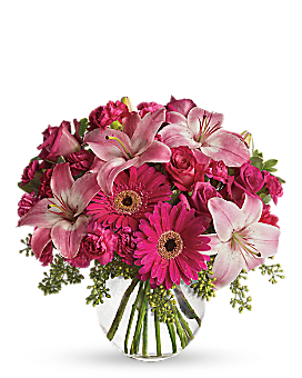 A Little Pink Me Up - Bouquet