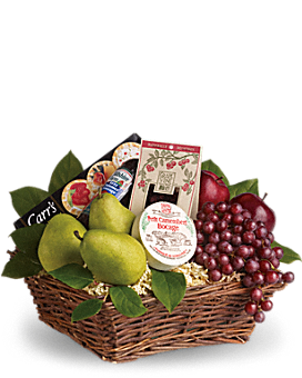 Delicious Delights Basket - Gift Basket