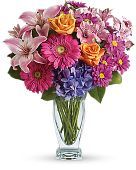 Wondrous Wishes by Teleflora - Bouquet