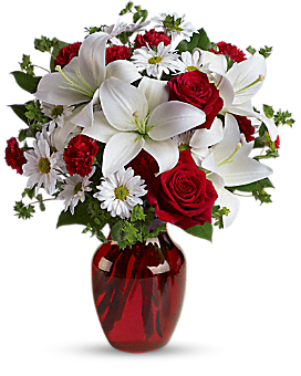 Be My Love Bouquet with Red Roses - Bouquet