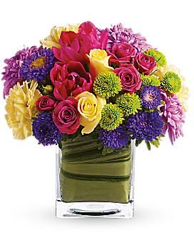 Teleflora's One Fine Day - Bouquet