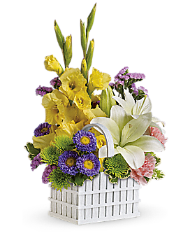 A Garden's Gifts Bouquet by Teleflora - Bouquet