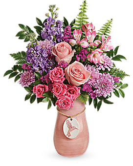 Teleflora's Winged Beauty Bouquet - Bouquet
