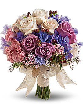 Country Rose Bouquet - Bouquet
