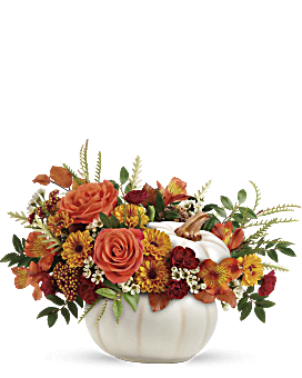 Enchanted Harvest Bouquet - Flower Arrangement
