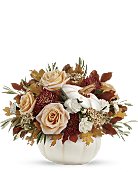 Harvest Charm Bouquet - Flower Arrangement