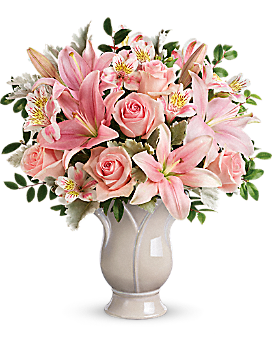 Teleflora's Soft And Tender Bouquet - Bouquet