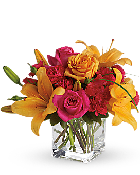 Teleflora's Uniquely Chic - Bouquet