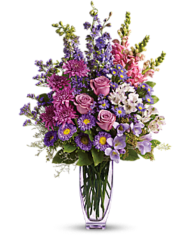 Steal The Show by Teleflora with Roses - Bouquet