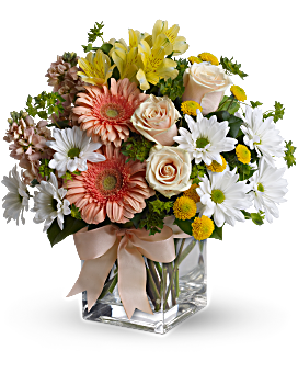 Teleflora's Walk in the Country Bouquet - Flower Arrangement