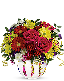 Telefloras Special Celebration Bouquet