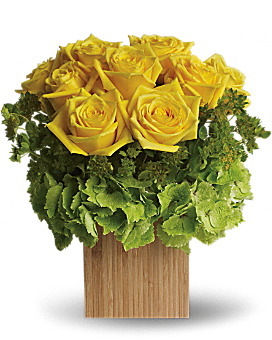 Golden Sunshine - Flower Arrangement