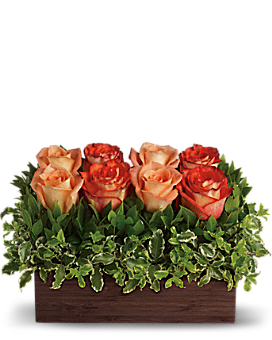 Teleflora's Uptown Bouquet - Flower Arrangement