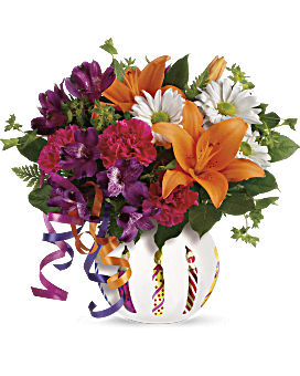 Teleflora's Party Starter Bouquet - Bouquet