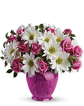 Pink Daisy Delight - Bouquet
