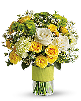 Your Sweet Smile by Teleflora - Bouquet
