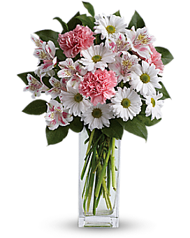 Sincerely Yours Bouquet by Teleflora - Bouquet
