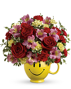 So Happy You're Mine Bouquet by Teleflora - Bouquet