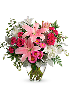 Blush Rush Bouquet  - Bouquet