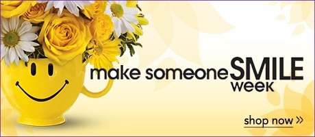 Send Make Someone Smile Flowers