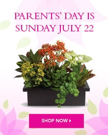Send Parents Day Flowers